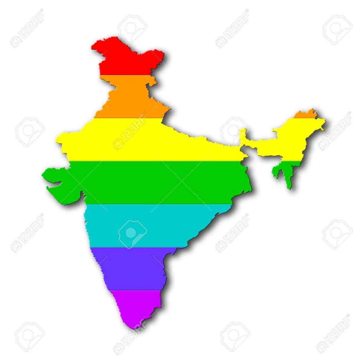31782275-India-Map-filled-with-a-rainbow-flag-pattern-Stock-Photo.jpg