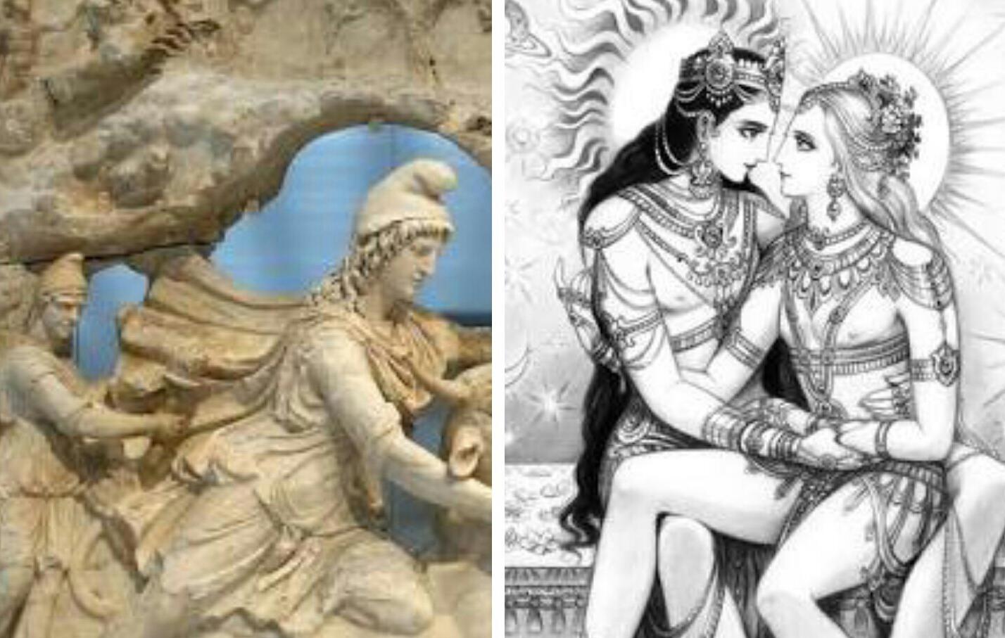 Homosexuality in hindu mythology