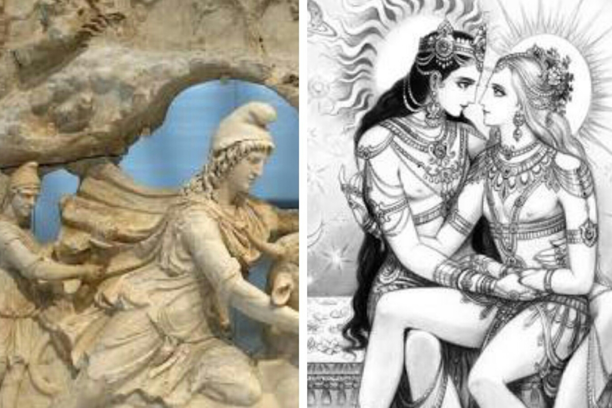 LGBT in Indian mythology
